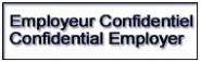 Employeur confidentiel Jobs